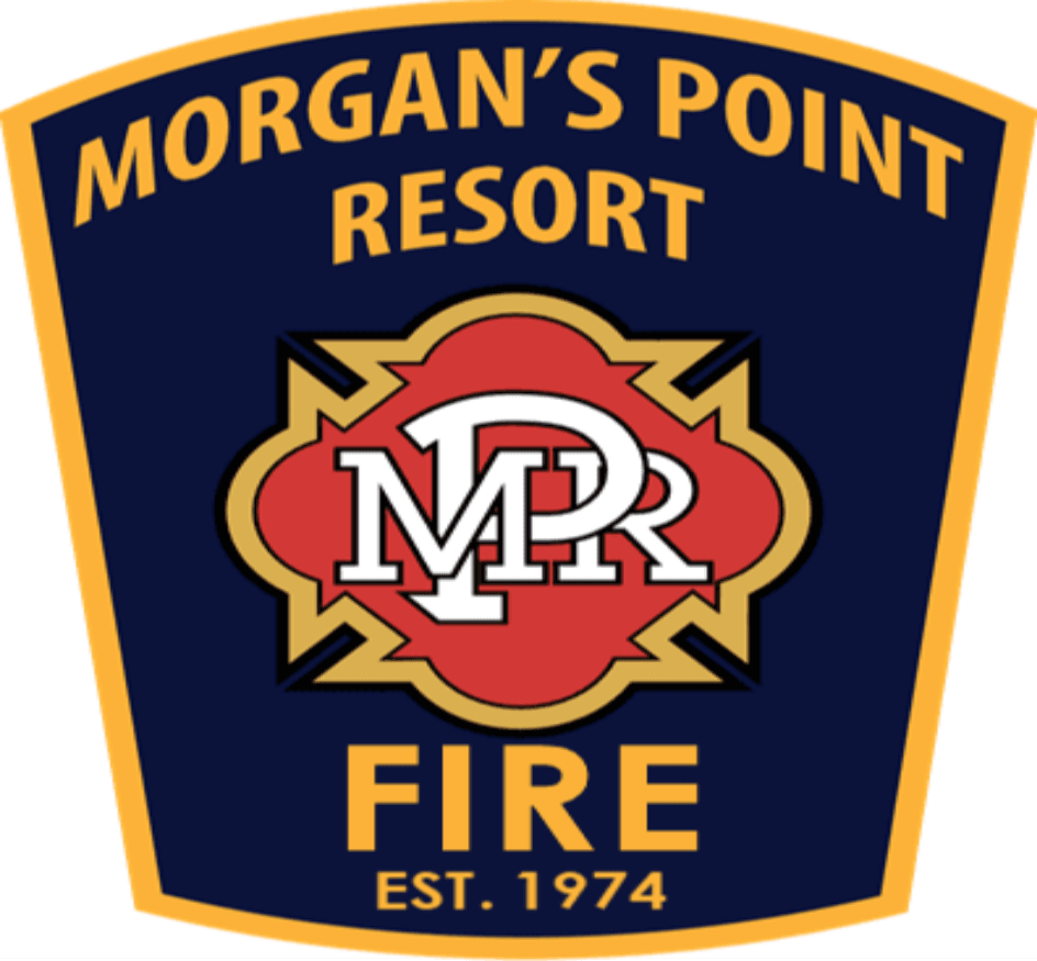 Morgans Point Resort FD Patch